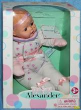 Baby Alexander Collector Doll