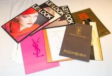 YSL Fragrance & Cosmetics Look Books