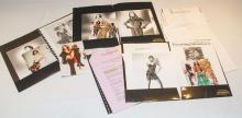 4 YSL Press Kits