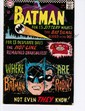 "Adam West Autographed ""Batman"" Comic Book* No. 184"