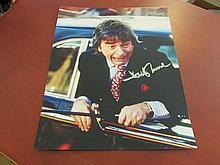 Dudley Moore Autographed Photo ''Arthur''
