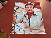 Lee Majors Autographed Photo....Six Million Dollar Man