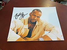 Bobby Brown Autographed Color Photo