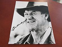 Gene Hackman Autographed Photo