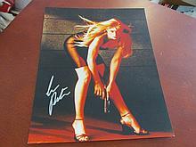 Peta Wilson Autographed Photo......Nikita in the television series La Femme Nikita..