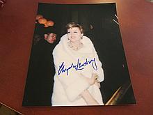 Angela Lansbury Autographed Photo