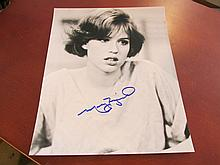 Molly Ringwald Autographed Photo