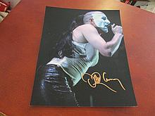 Tool  Autographed Photo......Prison Sex