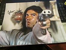 Antonio Banderas Autographed Photo