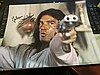 Antonio Banderas Autographed Photo