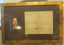 August Autograph Auction