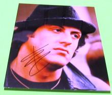 Sylvester Stallone  Autographed Photo