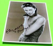 Elizabeth Hurley  Autographed Photo