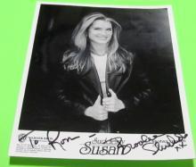 Brooke Shields   Autographed Photo