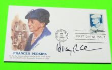 Hillary R. Clinton  Autographed 1980 FDC