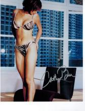 Catherine Bell Hand Signed Photo