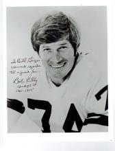 Bob Lilly Autographed Photo