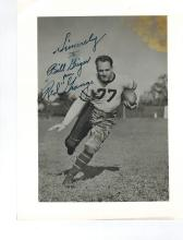 Red Grange Autographed Photo