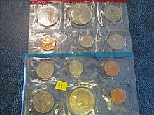 1971 P & D US Mint Set