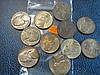 Jefferson Silver War time Nickels Mixed Dates - Qty.11