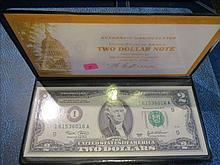 2003 US $2 Federal Bank Note - UNC