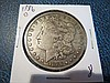 1886O Morgan Silver Dollar