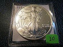 1997 American Silver Eagle - UNC