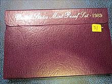 1988S US Mint Set