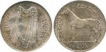 COINS, EUROPEAN TERRITORIES, IRELAND Republic,