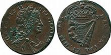 COINS, EUROPEAN TERRITORIES, IRELAND Charles II
