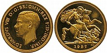 The Hemisphere Collection of Gold Sovereigns