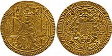 BRITISH COINS, HAMMERED GOLD SOVEREIGNS, Henry VII