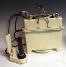 A mid-20th century German Geiger-Müller counter, made for the British marke