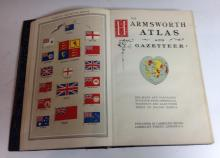 The Harmsworth Atlas and Gazetteer, 500 Maps and Diagrams in Colour, With C