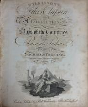 Wilkinson's Atlas Clafsica; Being, A Collection of Maps of the Countries Me
