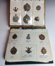 Militaria - Cap Badges - various regiments, Argyll and Sutherland Highlande