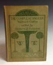 Fishing - The Compleat Angler (sic), by Walton & Cotton, edited by Richard