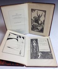 Wilde (Oscar), Salome: Tragödie In 1 Akt, Heinrich Böhme Verlag, Hannover 1
