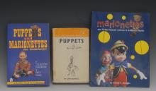 Books - Hodges (Daniel E.), Marionettes and String Puppets Collectors' Refe