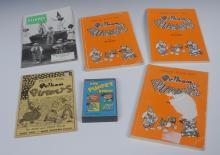 Books - Bussell (Jan), Twelve Plays for Pelham Puppets, Swindon Press Ltd.,