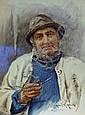 Henry M Rheam (1859-1920) Newlyn Fisherman -