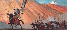 Remington Schuyler - Montana