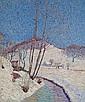 Henry James Soulen - Winter Creek
