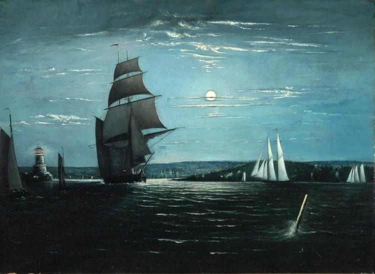 MARY MELLEN Am. 1817-1882