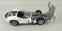 A Minichamps model of a Maserati Tipo 61, 1000km Nurburgring