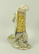 A Beswick Beatrix Potter figure modelled as 'Sir Isaac Newto