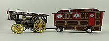 A group of Corgi Vintage Glory of Steam engines, limited edition, scale 1:50, comprising; Fowler B6 Showman's Locomotive 'Onward', Le Mont Blanc & Caravan, 80110, Garrett Bedford TK Low Loader & Garrett Tractor 'Princess Royal', 22402, Fowler B6