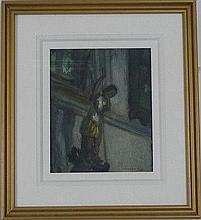 Norman Garstin (Irish 1847-1926): oil on canvas