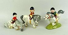 A group of Beswick, Norman Thelwell, pottery