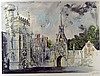 John Piper (1903-1992): Shadwell, etching and aqua, John Piper, £0